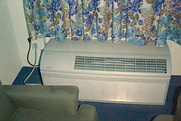 The hotel air conditioning mystery box