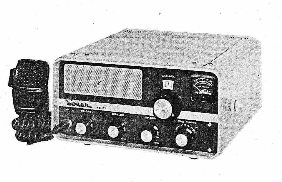 Sonar FS-23 CB Radio